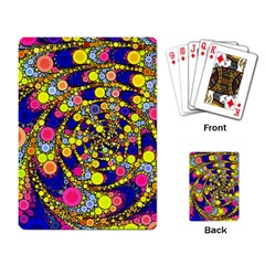 Wild Bubbles 1966 Playing Cards Single Design