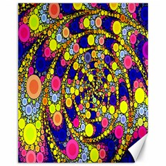 Wild Bubbles 1966 Canvas 11  x 14  (Unframed)