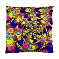 Wild Bubbles 1966 Cushion Case (Two Sided)