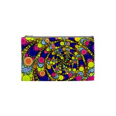 Wild Bubbles 1966 Cosmetic Bag (small)