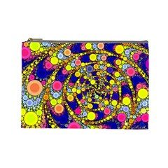 Wild Bubbles 1966 Cosmetic Bag (Large)