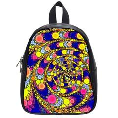 Wild Bubbles 1966 School Bag (small)