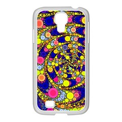Wild Bubbles 1966 Samsung Galaxy S4 I9500/ I9505 Case (white)