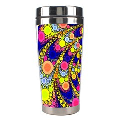 Wild Bubbles 1966 Stainless Steel Travel Tumbler