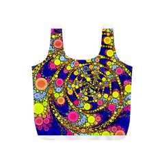 Wild Bubbles 1966 Reusable Bag (S)