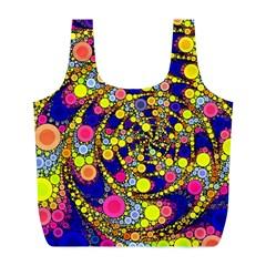 Wild Bubbles 1966 Reusable Bag (L)