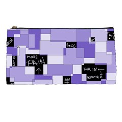 Purple Pain Modular Pencil Case