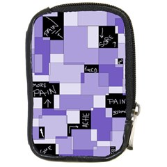 Purple Pain Modular Compact Camera Leather Case