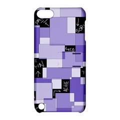 Purple Pain Modular Apple iPod Touch 5 Hardshell Case with Stand