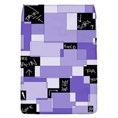 Purple Pain Modular Removable Flap Cover (small)