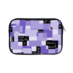 Purple Pain Modular Apple iPad Mini Zippered Sleeve