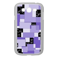 Purple Pain Modular Samsung Galaxy Grand DUOS I9082 Case (White)