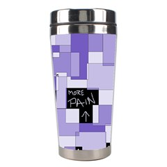 Purple Pain Modular Stainless Steel Travel Tumbler