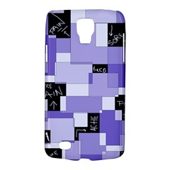 Purple Pain Modular Samsung Galaxy S4 Active (I9295) Hardshell Case