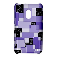 Purple Pain Modular Nokia Lumia 620 Hardshell Case