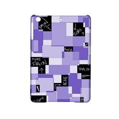 Purple Pain Modular Apple iPad Mini 2 Hardshell Case