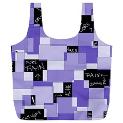 Purple Pain Modular Reusable Bag (XL)
