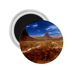 Monument Valley 2.25  Button Magnet
