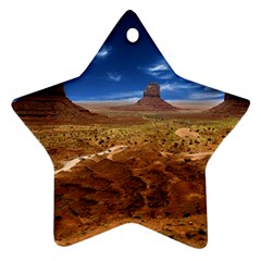 Monument Valley Star Ornament