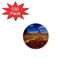 Monument Valley 1  Mini Button (100 Pack)