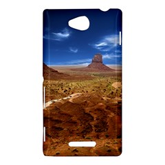 Monument Valley Sony Xperia C (S39H) Hardshell Case