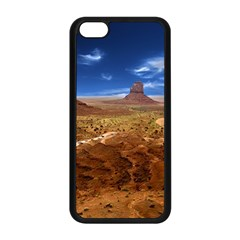 Monument Valley Apple iPhone 5C Seamless Case (Black)