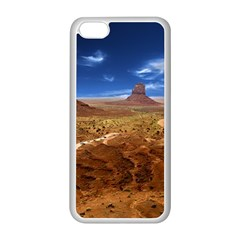 Monument Valley Apple iPhone 5C Seamless Case (White)