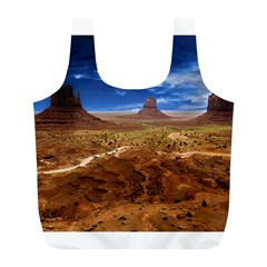 Monument Valley Reusable Bag (l)