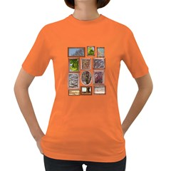 family tree Women s T-shirt (Colored)