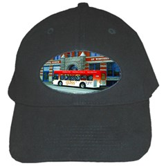 Double Decker Bus   Ave Hurley   Black Baseball Cap