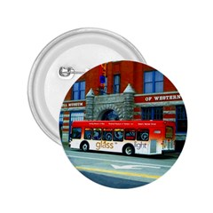 Double Decker Bus   Ave Hurley   2 25  Button