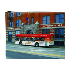 Double Decker Bus   Ave Hurley   Cosmetic Bag (XL)