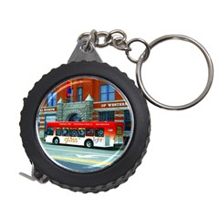Double Decker Bus   Ave Hurley   Measuring Tape