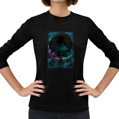 Ego Women s Long Sleeve T Shirt (dark Colored)