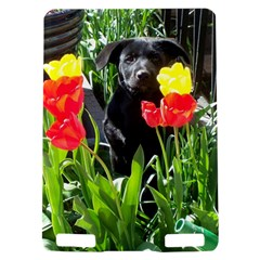 Black GSD Pup Kindle Touch 3G Hardshell Case