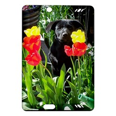 Black Gsd Pup Kindle Fire Hd 7  (2nd Gen) Hardshell Case