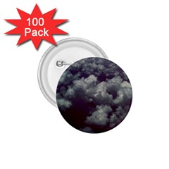 Through The Evening Clouds 1.75  Button (100 pack)