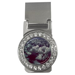 Through The Evening Clouds Money Clip (CZ)