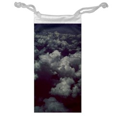 Through The Evening Clouds Jewelry Bag