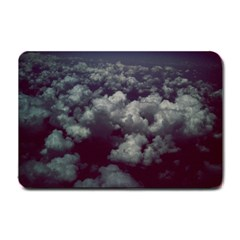 Through The Evening Clouds Small Door Mat