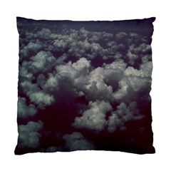 Through The Evening Clouds Cushion Case (Two Sided)