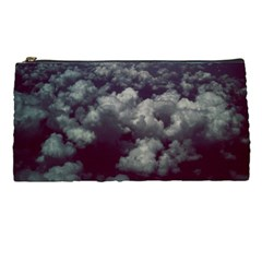 Through The Evening Clouds Pencil Case