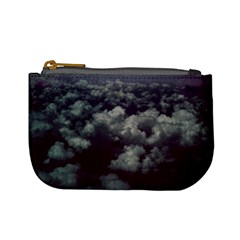 Through The Evening Clouds Coin Change Purse
