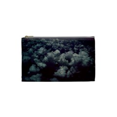 Through The Evening Clouds Cosmetic Bag (small)