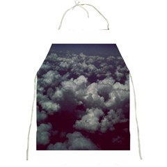 Through The Evening Clouds Apron