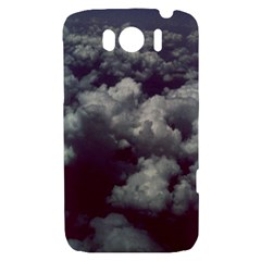 Through The Evening Clouds HTC Sensation XL Hardshell Case