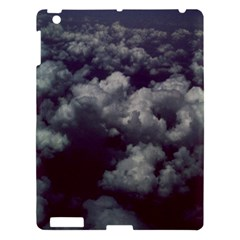 Through The Evening Clouds Apple iPad 3/4 Hardshell Case
