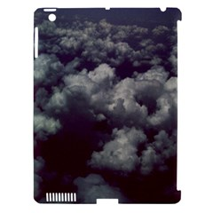Through The Evening Clouds Apple iPad 3/4 Hardshell Case (Compatible with Smart Cover)