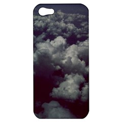 Through The Evening Clouds Apple Iphone 5 Hardshell Case