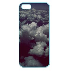 Through The Evening Clouds Apple Seamless iPhone 5 Case (Color)